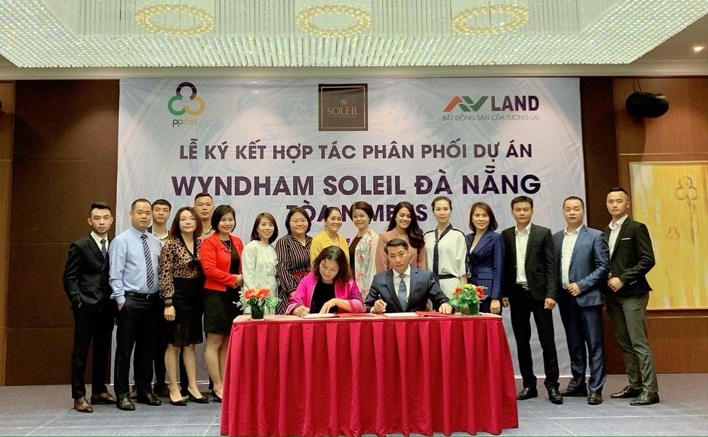AVLand Việt Nam phân phối F1 toà nhà NIMBUS dự án Wyndham Soleil Đà Nẵng
