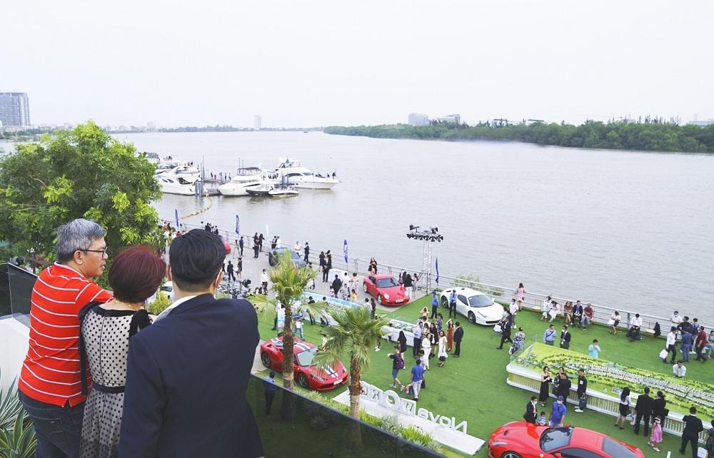 """""""Nova Lifestyle - Show Phong cách sống"""": Ấn tượng biệt thự trong sân PGA Golf kề bên bến du thuyền"""
