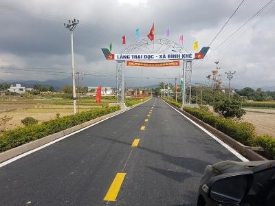 """Đông Triều (Quảng Ninh): Những con đường gợi nhớ văn hóa cổ đồng tiền """"cheo"""""""