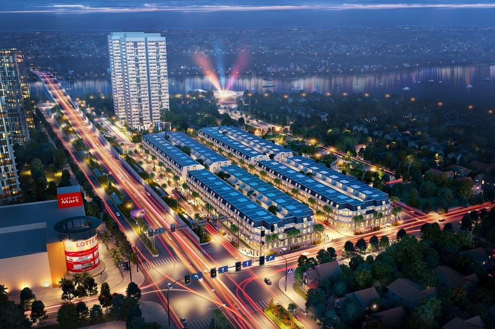 Bất động sản nhà ở thấp tầng trở thành kênh đầu tư hấp dẫn bậc nhất 2021