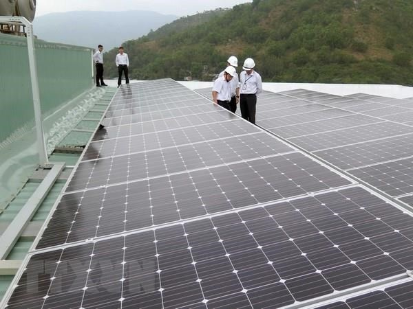 Quang Tri to put first solar power plant into operation