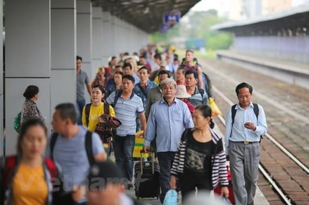 Railway sector operates more trains for upcoming holidays