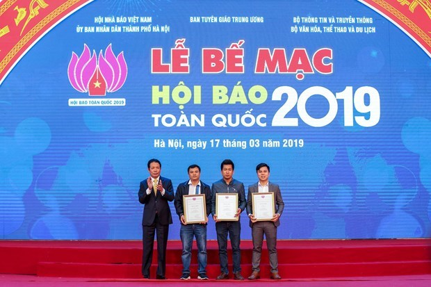 National Press Festival 2019 wraps up