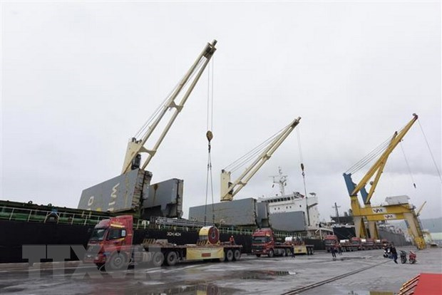 Hoa Sen Group exports 15,000 tonnes of sheet metal to Europe