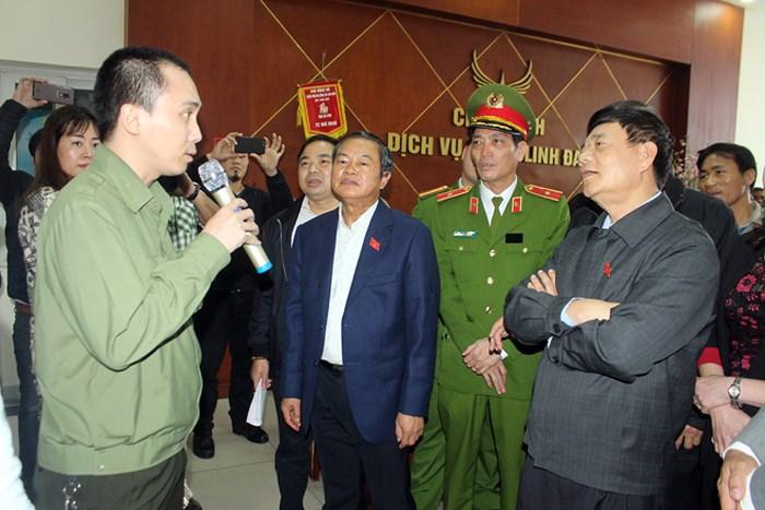 Phó Chủ tịch Quốc hội Đỗ Bá Tỵ: Chung cư Tập đoàn Mường Thanh về cơ bản đã đảm bảo an toàn PCCC cho người dân