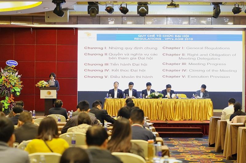 Dự kiến doanh thu hợp nhất 3.305 tỷ đồng năm 2019, Văn Phú – Invest muốn trả cổ tức 20%