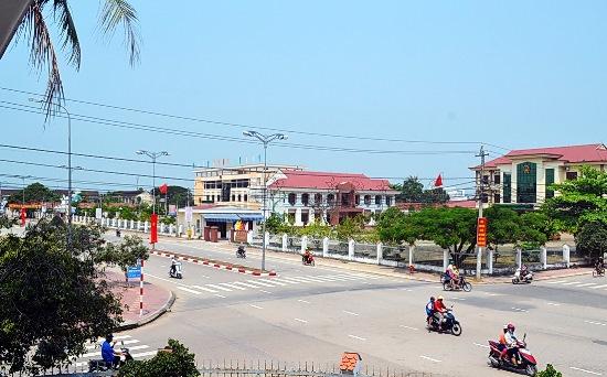 Góp ý chuyển quyền sử dụng đất tại dự án Khu dân cư Bàn Thành, Bình Định