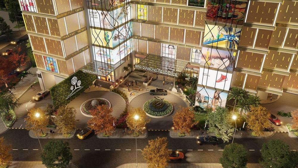 BRG Diamond Residence - Biểu tượng phong cách sống mới trong giới tinh hoa