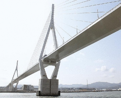 Two New Bridges as symbol of reconstruction