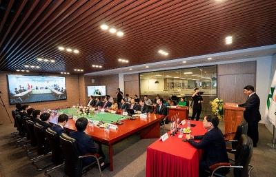 P.S. Mitsubishi and Xuan Mai Corp signed