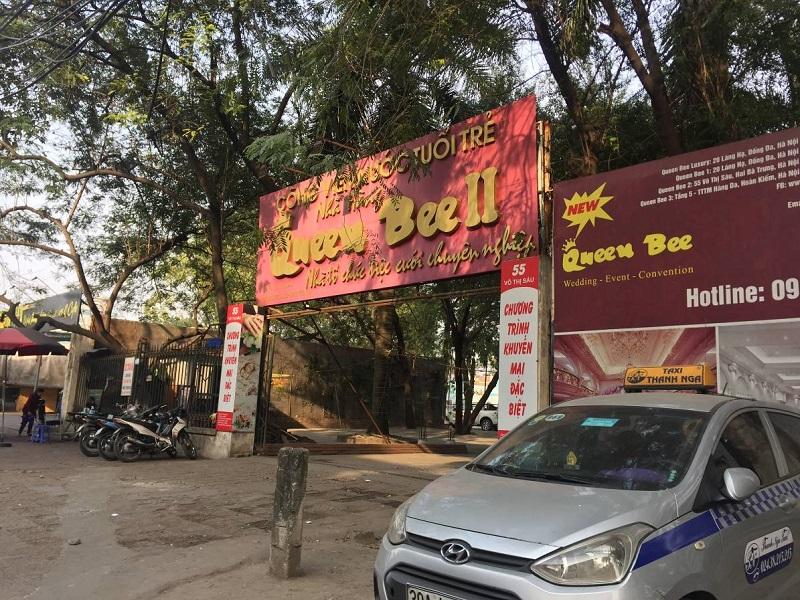 Hà Nội: Kỷ luật 21 cán bộ liên quan đến sai phạm tại công viên Tuổi trẻ Thủ đô