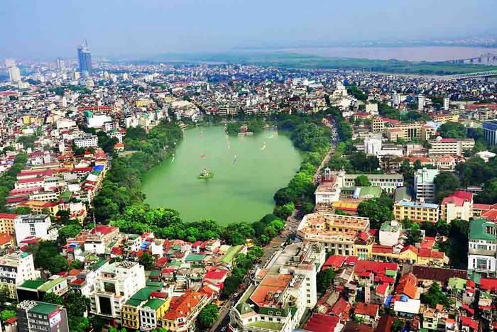 Bộ Xây dựng cho ý kiến về một số chỉ tiêu quy hoạch trong đồ án quy hoạch phân khu của TP Hà Nội