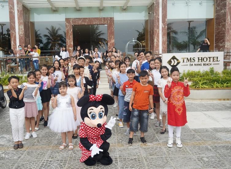 TMS Hotel Da Nang Beach đồng hành cùng Giọng hát Việt nhí tại Đà Nẵng