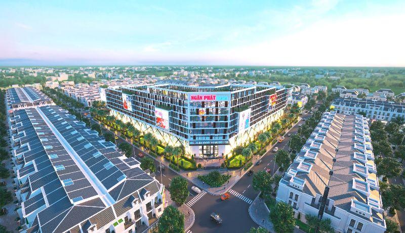 Trung tâm thương mại - yếu tố cần thiết tại các khu đô thị mới