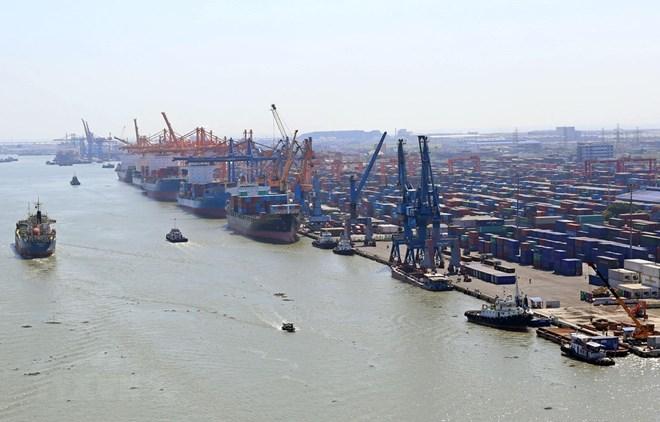 Cargo via Vietnamese seaports hikes in Q1