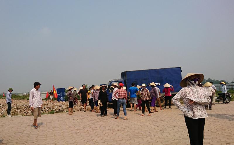 Ngăn cản triển khai dự án tại phường Phú Lương (Hà Đông): Nhiều đối tượng đang cố tình vi phạm pháp luật