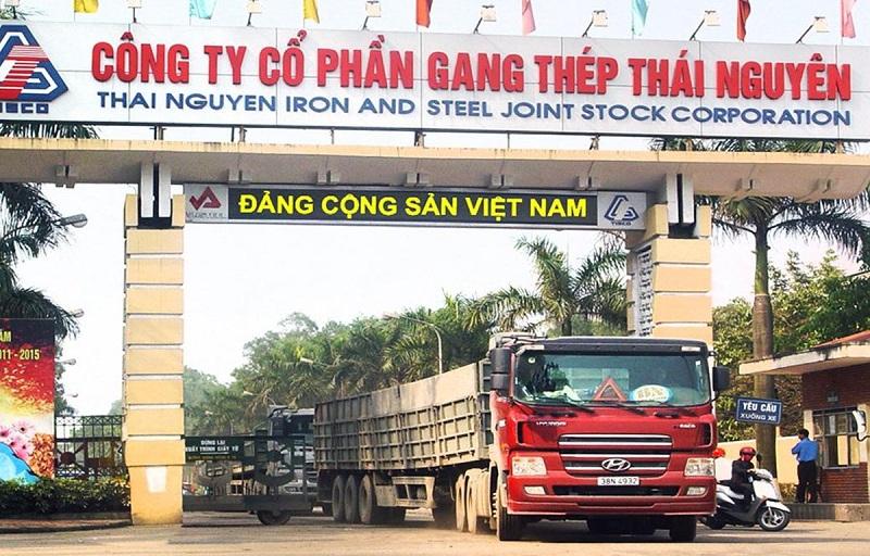 Bắt giam nguyên Chủ tịch Hội đồng quản trị Tổng Công ty thép Việt Nam