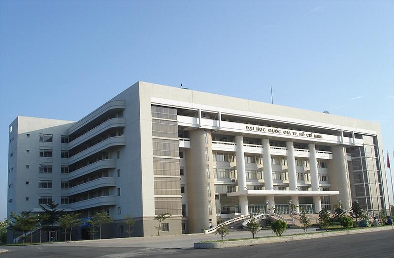 Điều chỉnh tiến độ các dự án thành phần tại dự án ĐTXD Trường Đại học quốc gia TP Hồ Chí Minh