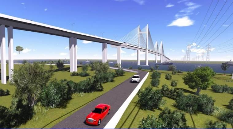 Xây dựng cầu Cát Lái nối TP Hồ Chí Minh với Đồng Nai