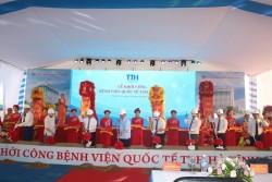 Khởi công bệnh viện quốc tế trên 800 tỷ đồng đầu tiên tại Hà Tĩnh