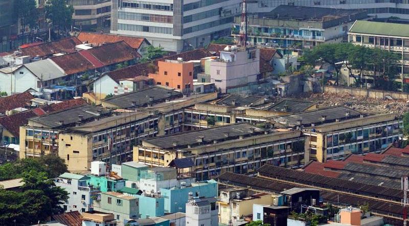 Kiểm tra an toàn chung cư trên địa bàn TP Hồ Chí Minh