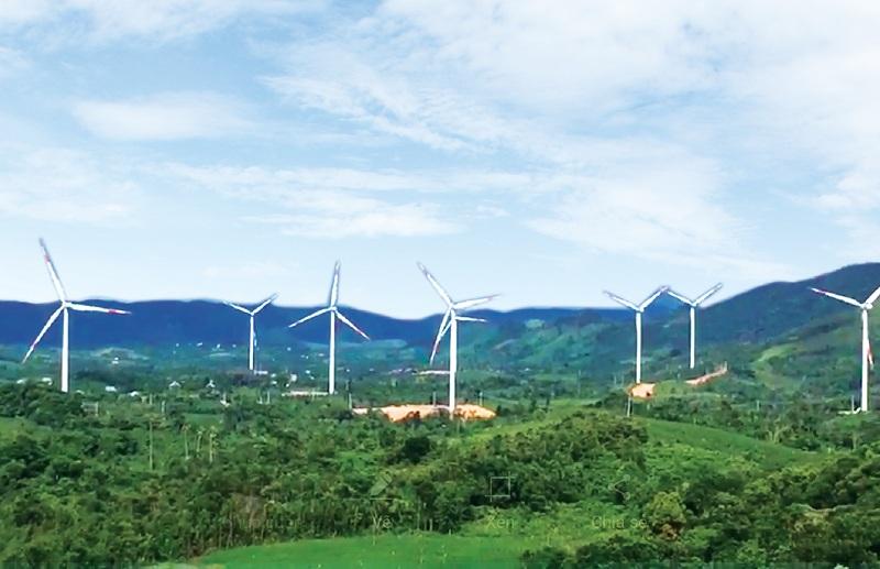 Quảng Trị: Chấp thuận chủ trương đầu tư Nhà máy điện gió Hướng Linh 3