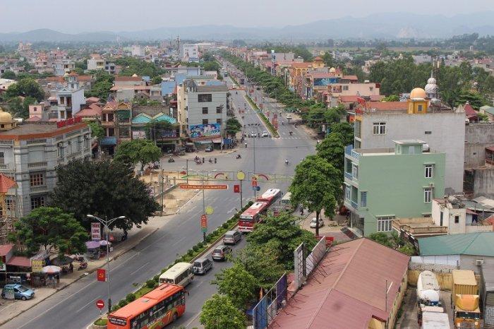 Góp ý điều chỉnh cục bộ quy hoạch chung thị xã Bỉm Sơn