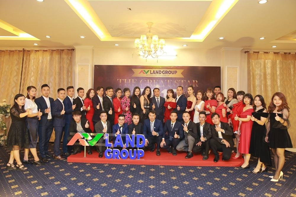 Chính thức ra mắt thương hiệu AVLand Group