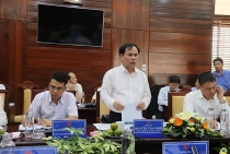 ministry of construction works with peoples committee of quang ngai province