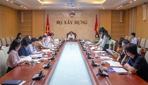 ministry of construction discusses to develop legal documents in 2021