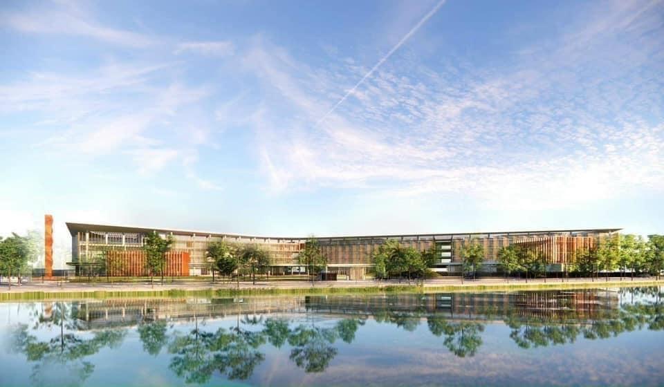 Trường quốc tế từng được Tổng thống Mỹ chọn làm nơi đào tạo cho con, sắp khai trương tại Ecopark
