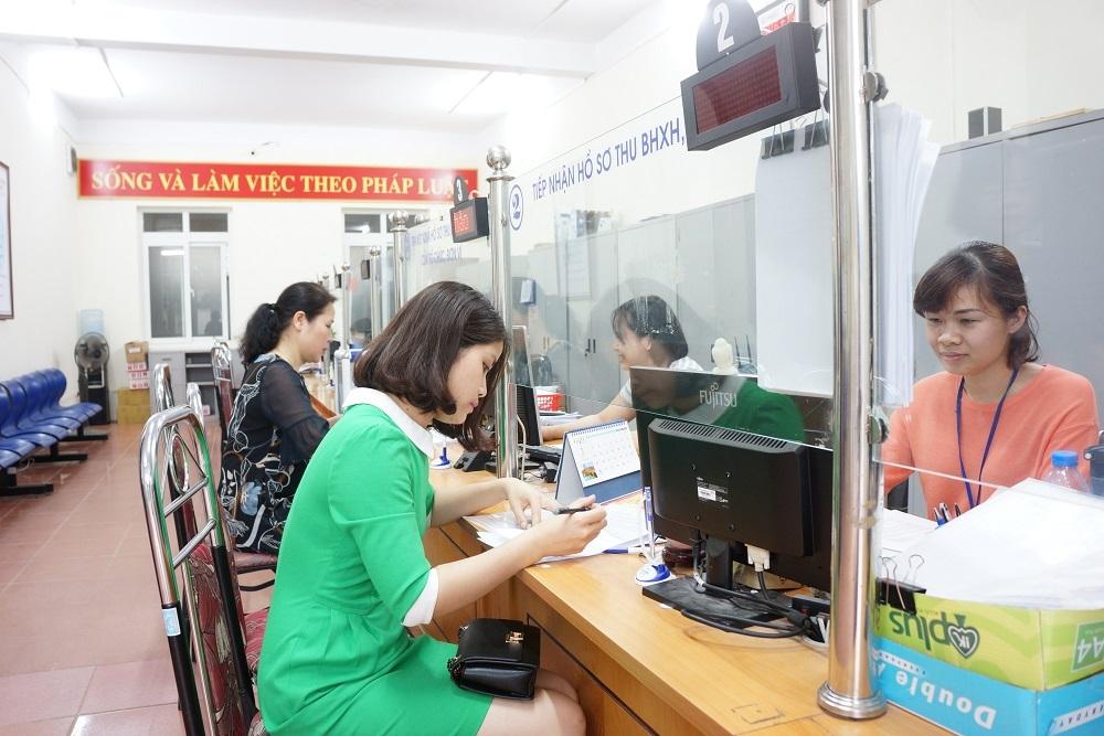 Bảo hiểm xã hội Việt Nam tiếp tục cắt giảm xuống còn 25 thủ tục hành chính