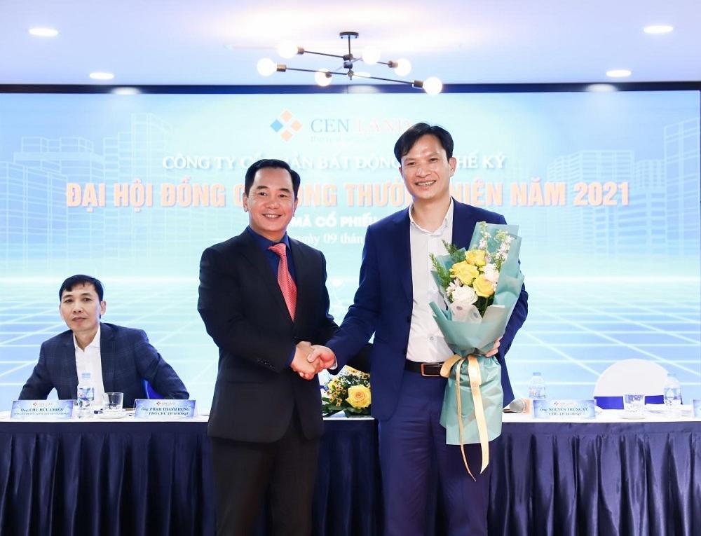 cen land cre bat ngo tang ke hoach kinh doanh ngay trong dai hoi dong co dong 2021