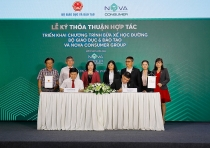 nova consumer group mang bua xe hoc duong toi 5000 hoc sinh tieu hoc