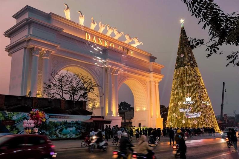 Thái Nguyên: Diện mạo mới, sức bật mới từ Khu đô thị Danko City