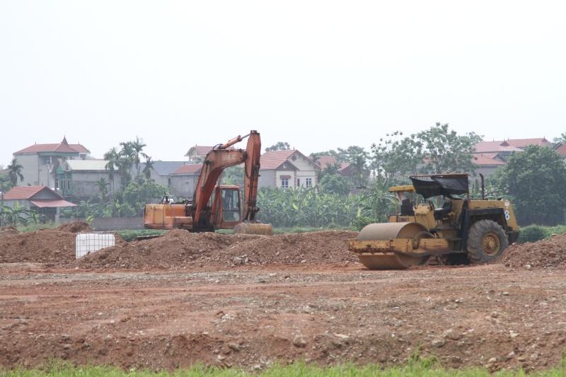 Công tác GPMB tại Khu đô thị Việt Đức Legend City: Chính quyền và người dân đồng thuận cao