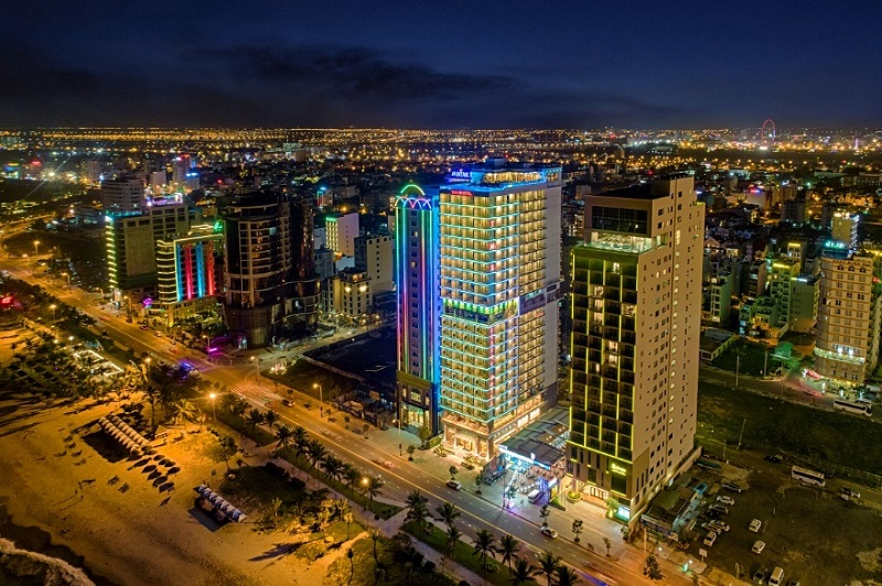Khách sạn TMS Hotel Da Nang Beach áp dụng công nghệ xử lý nước thải tiên tiến nhất hiện nay