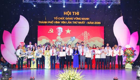 Vĩnh Phúc: Tư duy và cách làm mới từ Hội thi tổ chức Đảng vững mạnh