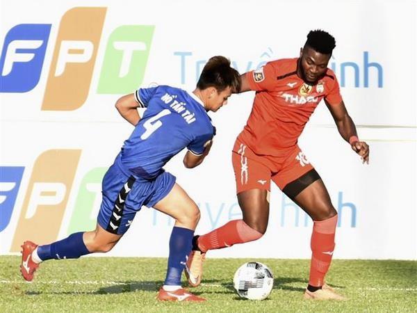 V-League 2019: Hoàng Anh Gia Lai bị Becamex Bình Dương cầm hòa