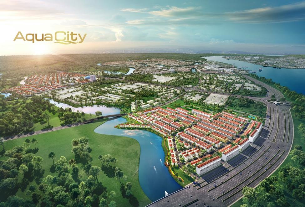 River Park 1 của Aqua City: Từ giá trị an cư xanh đến cơ hội đầu tư tiềm năng