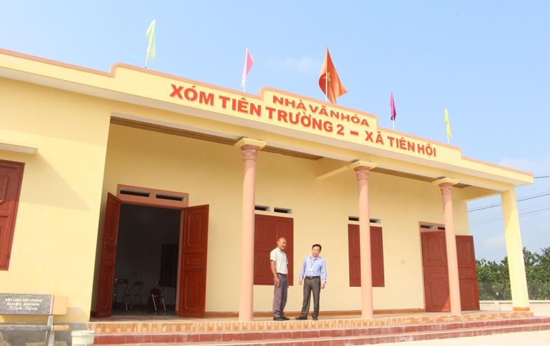Thái Nguyên: Phân bổ hơn 1.160 tỷ đồng xây dựng nông thôn mới năm 2020
