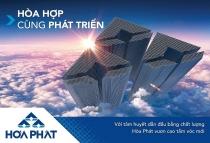 Hòa Phát lọt Top 500 doanh nghiệp tăng trưởng nhanh nhất Việt Nam 2020