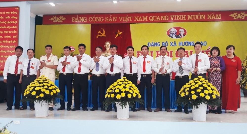 vinh phuc dai hoi dai bieu dang bo xa huong dao nhiem ky 2020 2025 thanh cong tot dep