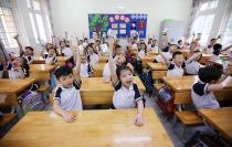 Hơn 1 triệu trẻ mẫu giáo và học sinh tiểu học Hà Nội được thụ hưởng sữa học đường, đạt tỷ lệ 91,16%