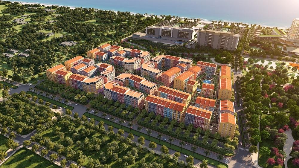 """Phu Quoc Marina Square: Mô hình boutique hotel hấp dẫn của """"đảo Ngọc"""" Phú Quốc"""