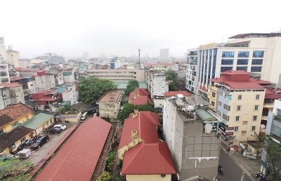 Hanoi: Announcement of historical planning project of 4 urban districts