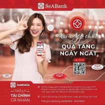 seabank danh tang hon 2 ty dong cho khach hang mo moi ngan hang so seanetseamobile