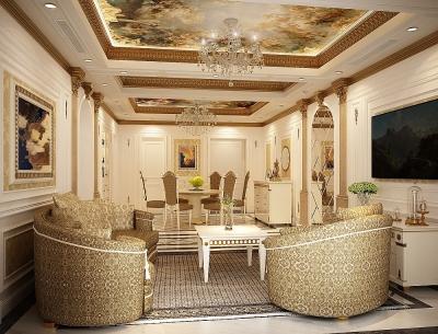 Bất động sản hạng sang sở hữu mảnh đất vàng hoàng gia trung tâm nội thành thu hút giới thượng lưu