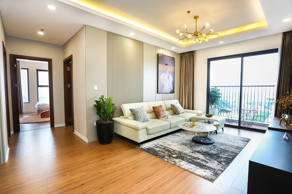 Chính thức ra mắt căn hộ mẫu Bình Minh Garden hội tụ