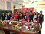 Đoàn thanh niên CDMI trao quà cho trường miền núi khó khăn